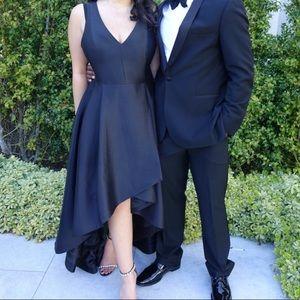 Calvin Klein Black Gown